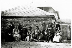 photo of farm workers 1860